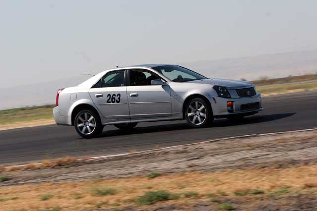 CTS-V@track